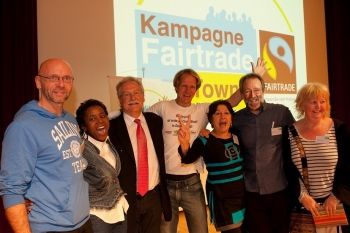 Fair Trade Towns International conference Bonn, Germany 2010