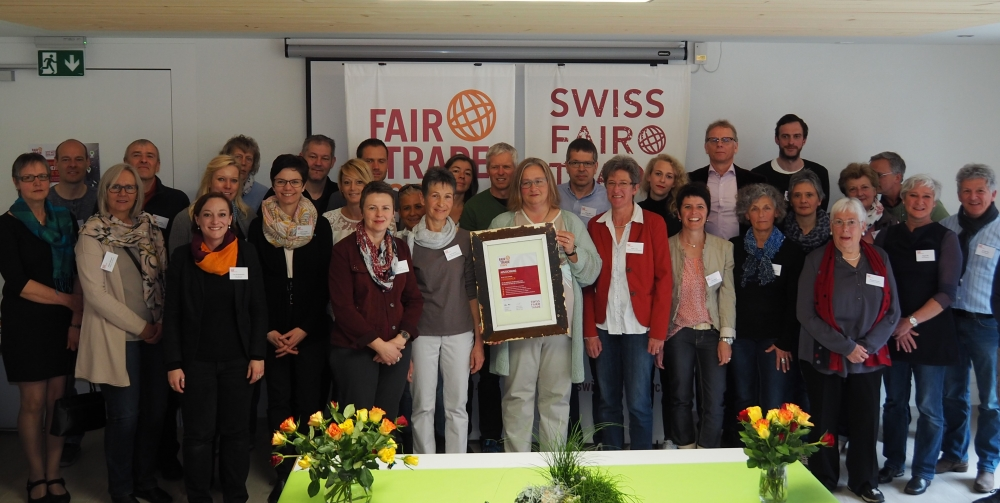 Zweisimmen declared as Switzerland's 2nd Fair Trade Town