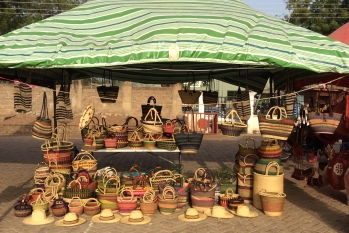 BICAF 2015, Bolgatanga, Africa's 2nd Fair Trade Town